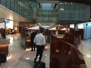 Emirates Lounge Access Point